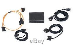 22e5 Audio Interface für Audi MMI 2G High iPod iPhone USB AUX A2DP neu AMI