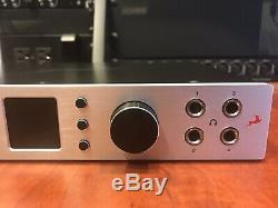 Antelope Audio Discrete 4 Thunderbolt & USB Audio Interface EXCELLENT CONDITION