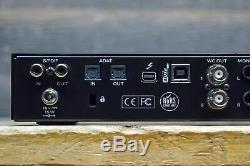 Antelope Audio Discrete 4 Thunderbolt/USB Audio Interface with4-Discrete Mic Pres