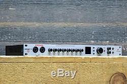 Antelope Audio Discrete 8 Premium FX Pack Thunderbolt and USB Audio Interface