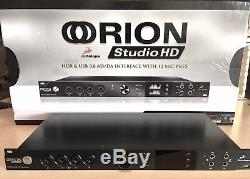 Antelope Audio Orion Studio HD USB/HDX Interface 2017