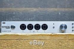 Antelope Audio Orion Studio Thunderbolt & USB AD/DA Interface with 12 Mic Pres