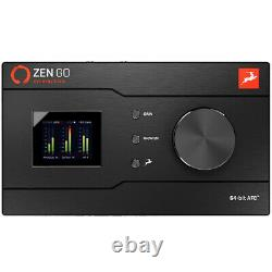 Antelope Audio Zen Go Synergy Core 4-In / 8-Out USB-C Audio Recording Interface