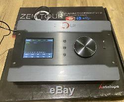 Antelope Audio Zen Tour Thunderbolt & USB Audio Interface RME Universal AUDIO