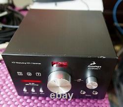 Antelope Audio Zodiac+ HD Mastering DAC DA Converter Black (AES USB Adat)