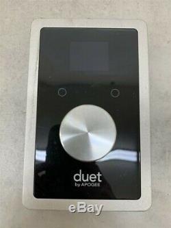 Apogee DUET-MAC-IOS 2x4 USB Audio Interface for iPad, iPhone, & Mac