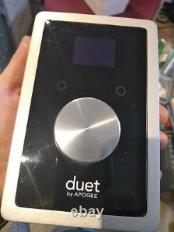 Apogee Duet 2 & Breakout Box USB Audio Interface