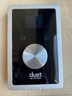 Apogee Duet 2 USB Audio Interface with breakout box