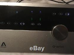 Apogee Quartet USB 2.0 Audio Interface for Mac & iOS