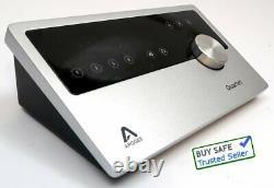 Apogee Quartet USB 2.0 High Speed Audiointerface NEU-ZUSTAND OVP Mwst GARANTIE