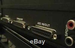 Apogee Symphony MKI 8x8x8 AD/DA/AES Audio Interface with USB-2 & Avid HD Digital I
