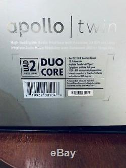 Apollo Twin Universal Audio Digital Mixer