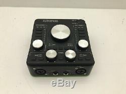 Arturia AudioFuse PROFI USB Audio Interface DJ Equipment Controller Midi Mixer
