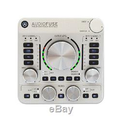 Arturia AudioFuse USB Audio Recording Performance Interface Silver with ADAT +Pick