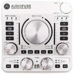 Arturia AudioFuse USB Audio Recording Performance Interface with MIDI Silver