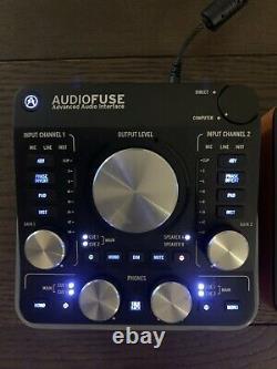 Arturia Audio Fuse