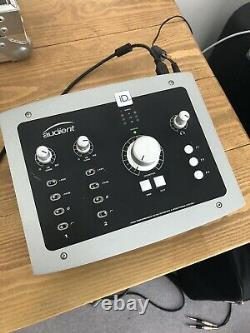 Audient ID22 Audio Interface USB 10 in 14 out