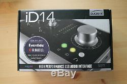 Audient iD14 24bit/96kHz 10in/4out High Performance USB Audio Interface