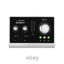 Audient iD14 USB Audio Recording Interface