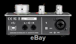 Audient iD4 USB Interface Audio Technica AT2020 Recording Bundle withPro Tools 1st