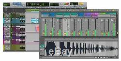 Audio Interface Recording Bundle Kit Pro Tools Microphone Headset USB Audio