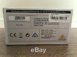 BEHRINGER U-PHORIA UM2 USB 2x2 Audio Interface Guitar / Bass Mac / Windows