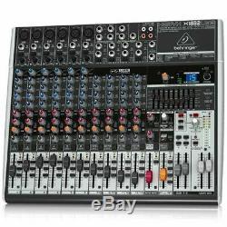 B-WARE Mischpult Behringer Xenyx X1832USB 18-Kanal 3/2 Bus USB Audio Interface