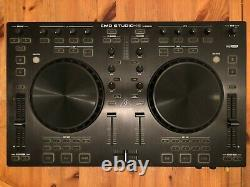 Behringer CMD Studio 4a USB DJ MIDI Controller 4-Channel Audio Interface