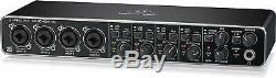 Behringer UMC404HD Audio Interface-4x4 usb 2.0 audio/midi interface