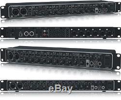 Behringer U-PHORIA UMC1820 18x20 24-Bit USB Audio / MIDI Interface Midas Preamps