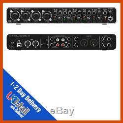 Behringer U-PHORIA UMC404HD Audiophile 4x4 USB Audio/MIDI Interface