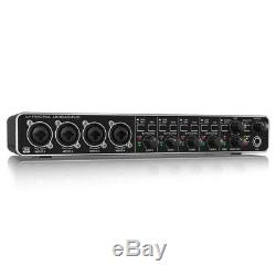 Behringer U-PHORIA UMC404HD USB Audio Interface (NEW)