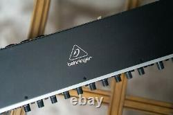 Behringer U-Phoria UMC1820 Audio Interface (24bit, 96khz, 18/20)