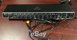 Behringer U-Phoria UMC1820 USB Audio Interface