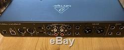 Behringer U-Phoria UMC404HD 4x4 USB Audio/MIDI Interface With