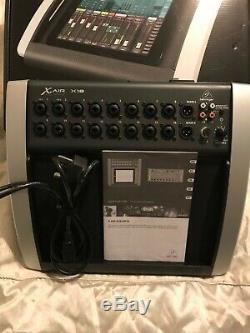 Behringer X Air X18 Digital Mixer Usb/wireless Audio Interface Daw Controller