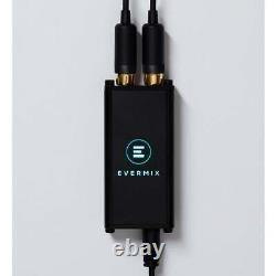 EvermixBox4 DJ Recording & Streaming Device For iOS & Android with Cables & Case
