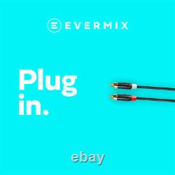 Evermix Box4 Portable DJ Recording Live Streaming Device 2020Version iOS Android