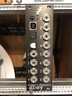 Expert Sleepers ES-8 Eurorack USB Audio Interface Module. Excellent