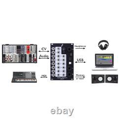 Expert Sleepers ES-9 USB Audio Interface Eurorack Module
