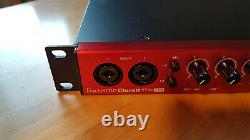 Focusrite Clarett 8Pre USB Audio Interface Boxed