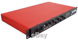 Focusrite SCARLETT 18I20 2nd G USB 2.0 Interface+Audio Technica Studio Mic+Boom