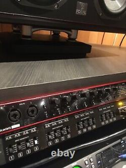 Focusrite SCARLETT-18I20-3G 3rd Gen. USB Audio Recording Interface