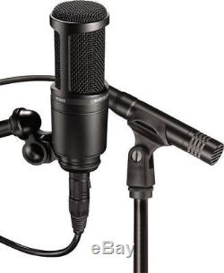 Focusrite SCARLETT 18I20 USB 2.0 Audio Interface+(2) Audio Technica Studio Mics