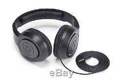 Focusrite SCARLETT 2I2 2nd Gen 192KHz USB 2.0 Audio Interface + Headphones