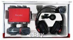 Focusrite SCARLETT SOLO STUDIO 2nd Gen USB Audio Interface+Mic+Headphones+Boom