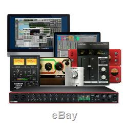 Focusrite Scarlett 18i20 (3rd Gen) 18-In 20-Out USB Audio Interface