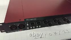 Focusrite Scarlett 18i20 Audio Interface (2nd Gen)