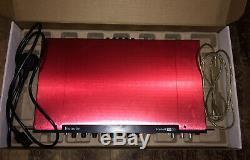 Focusrite Scarlett 18i20 Audio Interface USB Used Once 2nd Generation