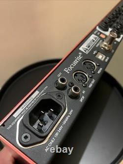 Focusrite Scarlett 18i20 USB 2.0 Audio Interface Ft. 8 Focusrite Pre-Amps